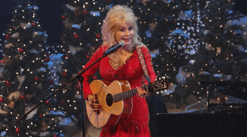 Christmas will always be synonymous with family for Dolly Parton